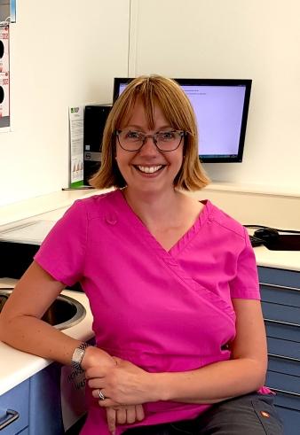 Sarah Cox, Dental Hygienist